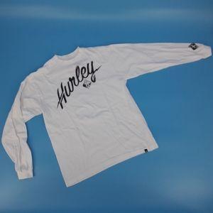 Hurley Boy's Medium Long Sleeve T-shirt